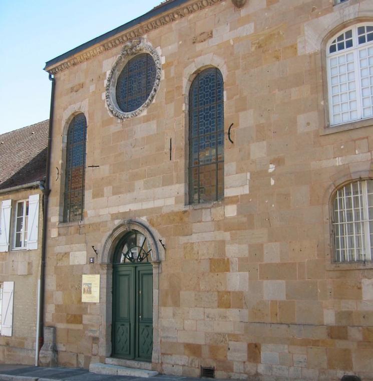 champagne 52 langres chapelle  des  annonciades 01  angelique  roze 1.