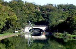 OUVRAGES D'ART DU CANAL CHAMPAGNE BOURGOGNE