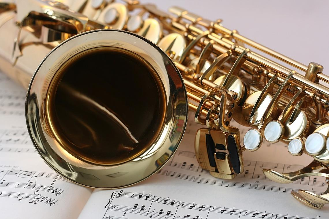 Saxophone--2-