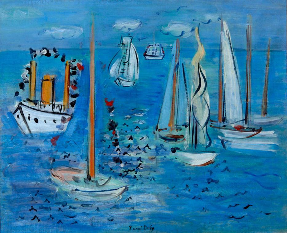 Raoul Dufy, les années folles