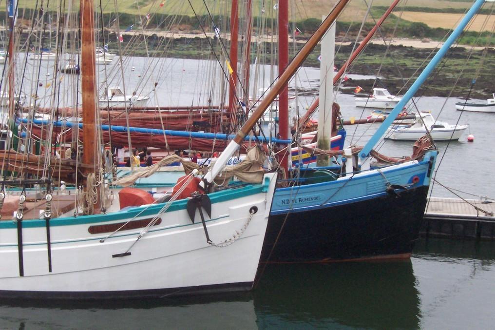 bateaux tradionnels