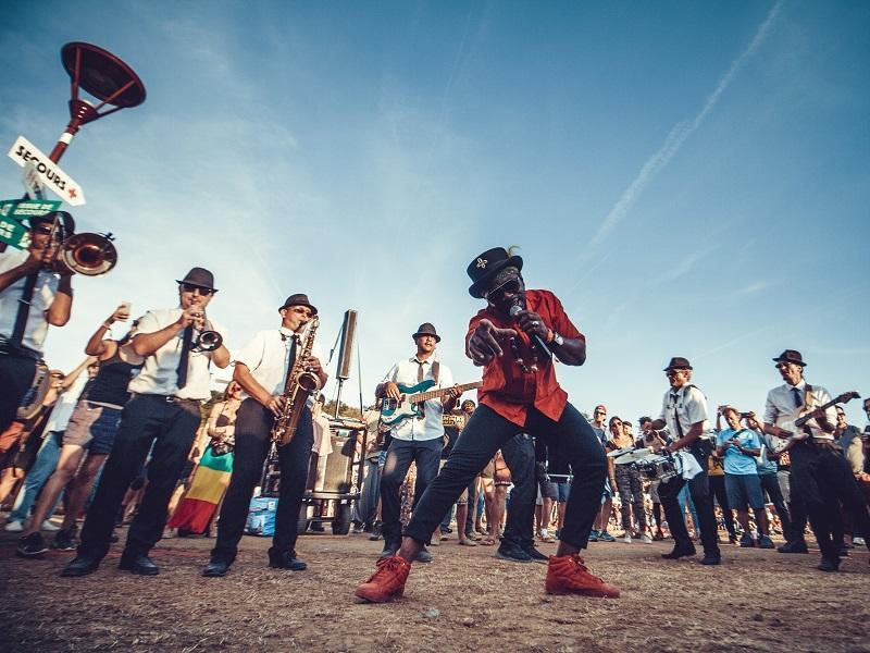 ensemble national de reggae - Ploërmel communauté - concert reggae - Brocéliande