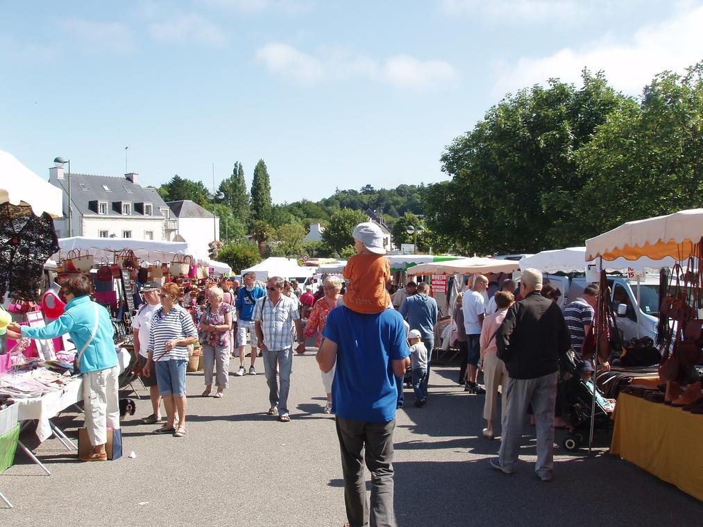 Marché de La Forêt-Fouesnant