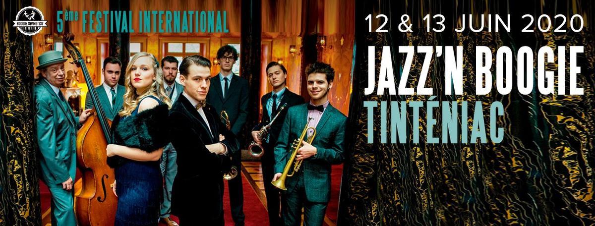 Jazz'N Boogie - Tinténiac - 12et13juin2020