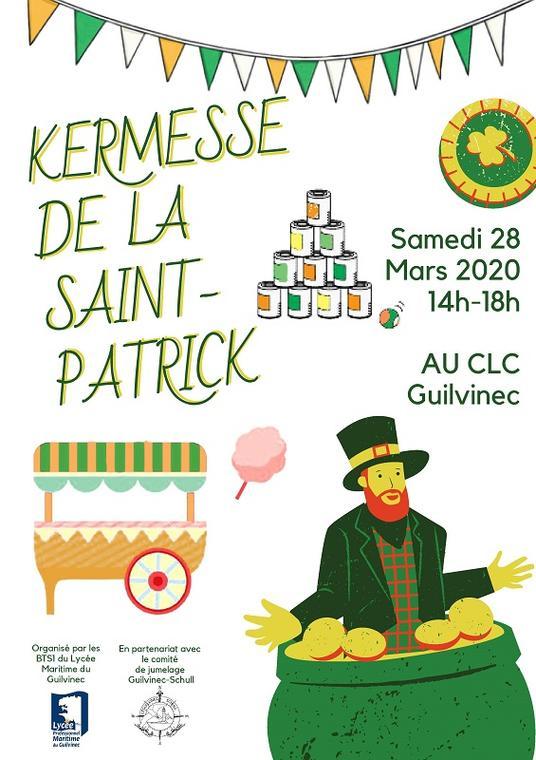 Kermesse-de-la-Saint-Patrick - Guilvinec - Pays Bigouden