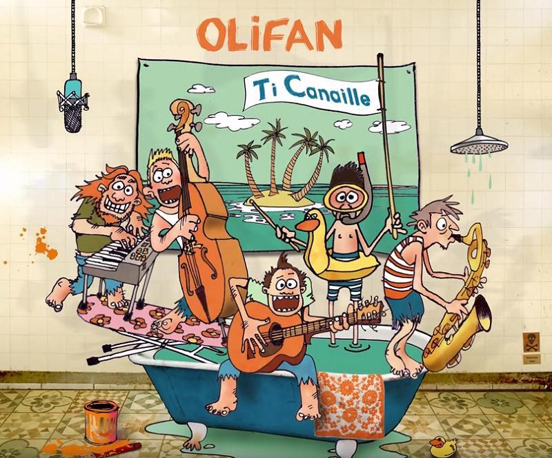 Olifan-album-Ti-Canaille-TSOFT