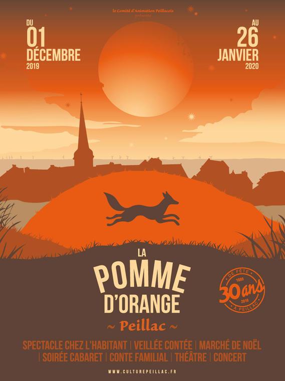 Festival La Pomme d'Orange