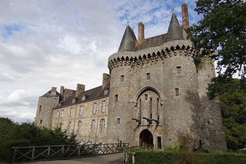 Château de Montmuran