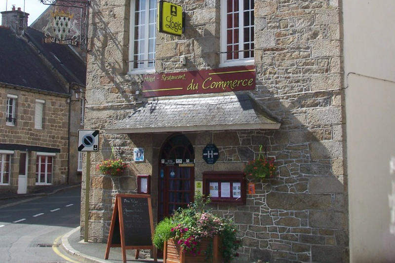Hôtel - restaurant du Commerce