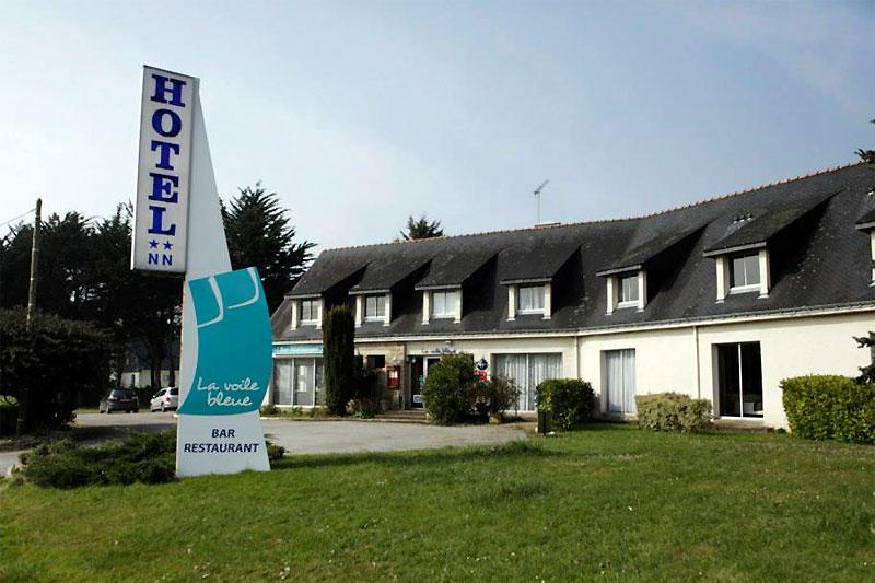 Hôtel la Voile bleue