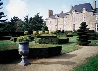 Château-de-la-Ballue Bazouges-la-Perouse