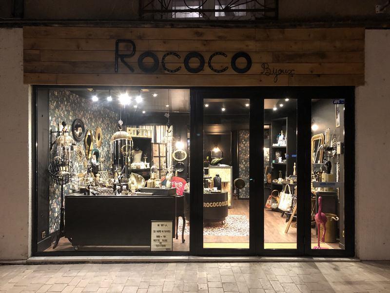 Rococo Bijoux à Vendôme