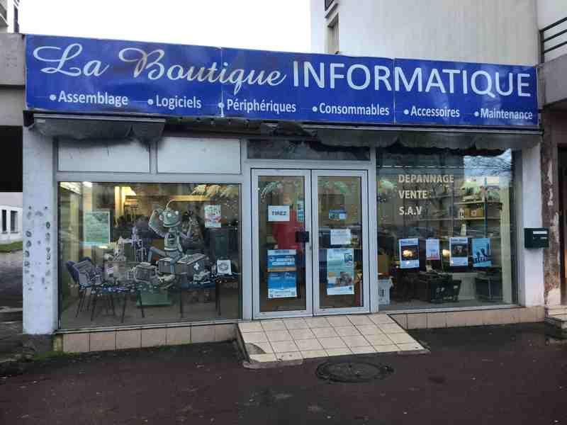 La Boutique Informatique à Vendôme