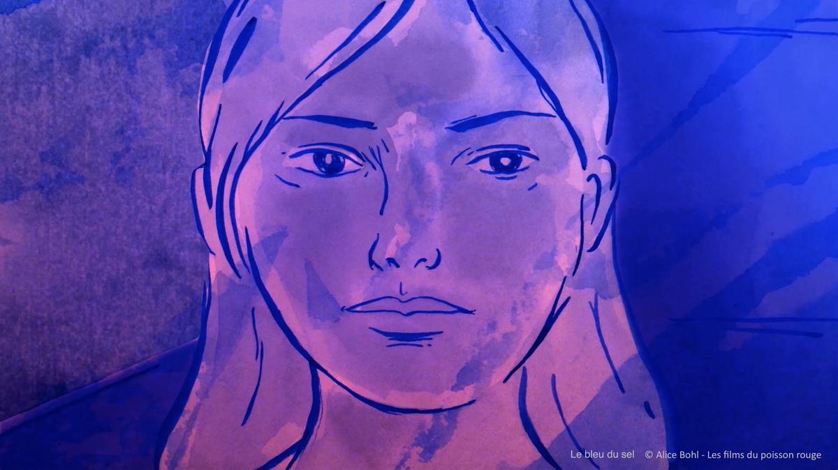 Le Bleu du sel d'Alice Bohl