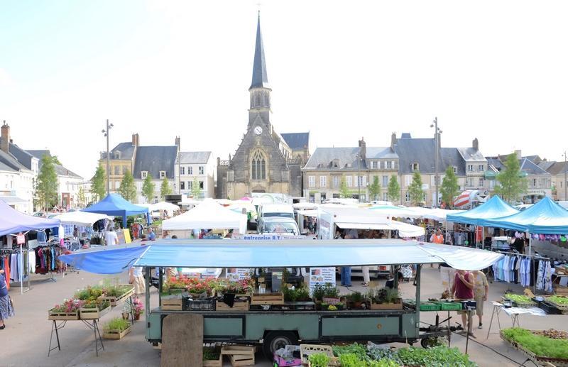 Marché de Montoire