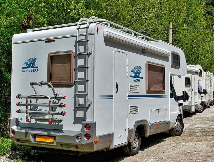 Aire de camping-cars à Vendôme