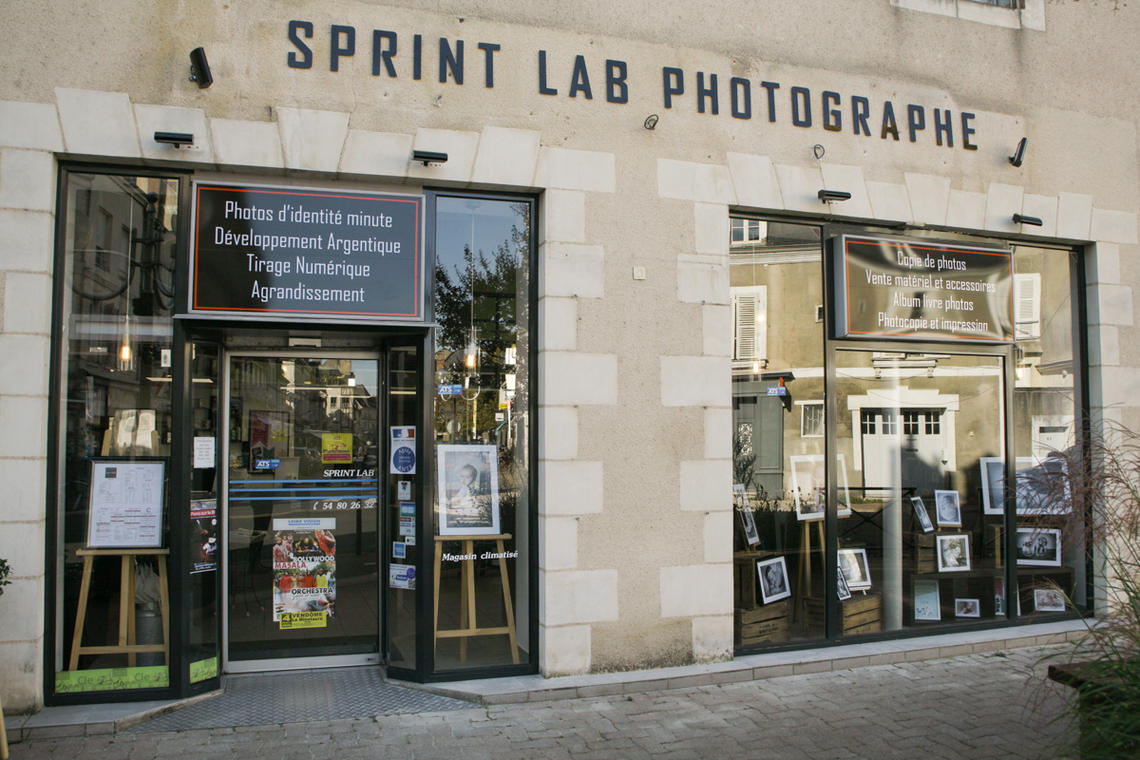 Sprint Lab à Vendôme