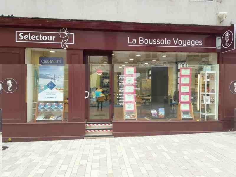 Selectour à Vendôme
