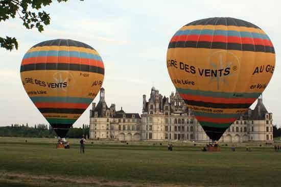 Vols en montgolfière - Au Gré des Vents