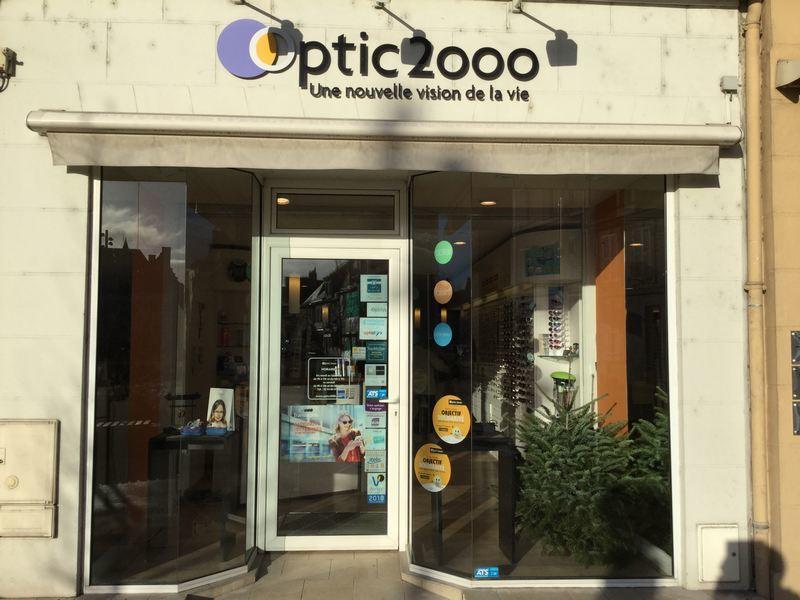 Optic 2000 à Montoire-sur-le Loir
