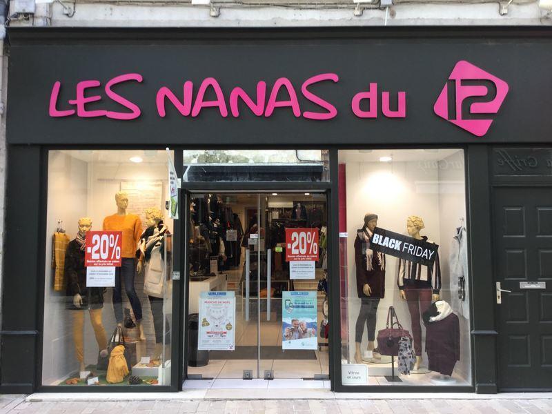 Les Nanas du 12 à Vendôme