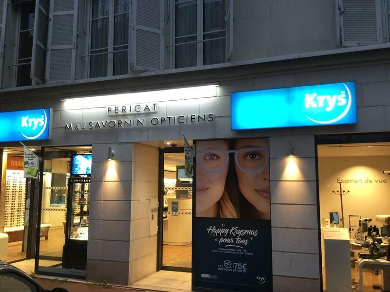 KRYS Optique Péricat à Vendôme