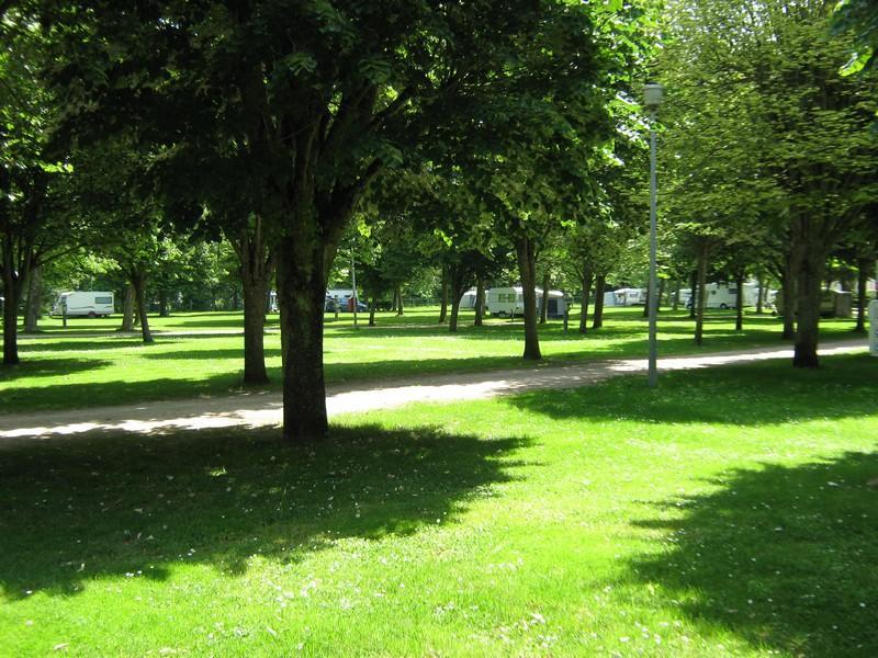 Camping les Reclusages à Montoire-sur-le Loir