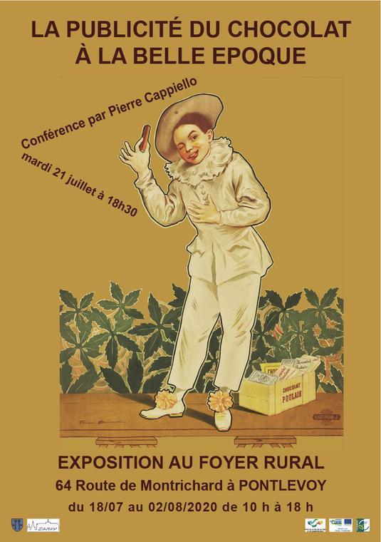 exposition-chocolat-poulain-loir-et-cher-pontlevoy