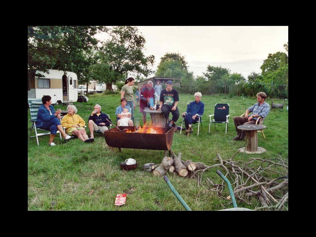 Camping à la ferme Bazougers 2