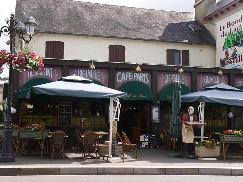 Café de Paris - Bagnoles de l'Orne