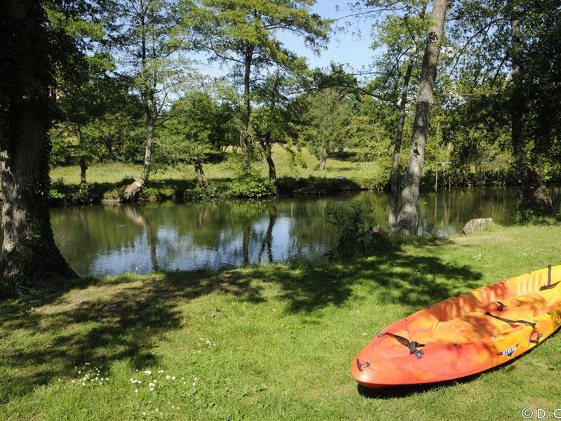 Location de canoë