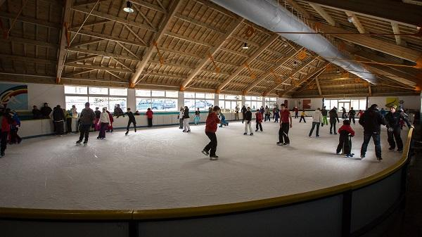 A PATINOIRE-Gèdre
