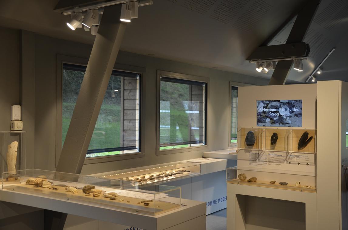 Journées européennes du patrimoine - Musée de Préhistoire Grottes de Saulges