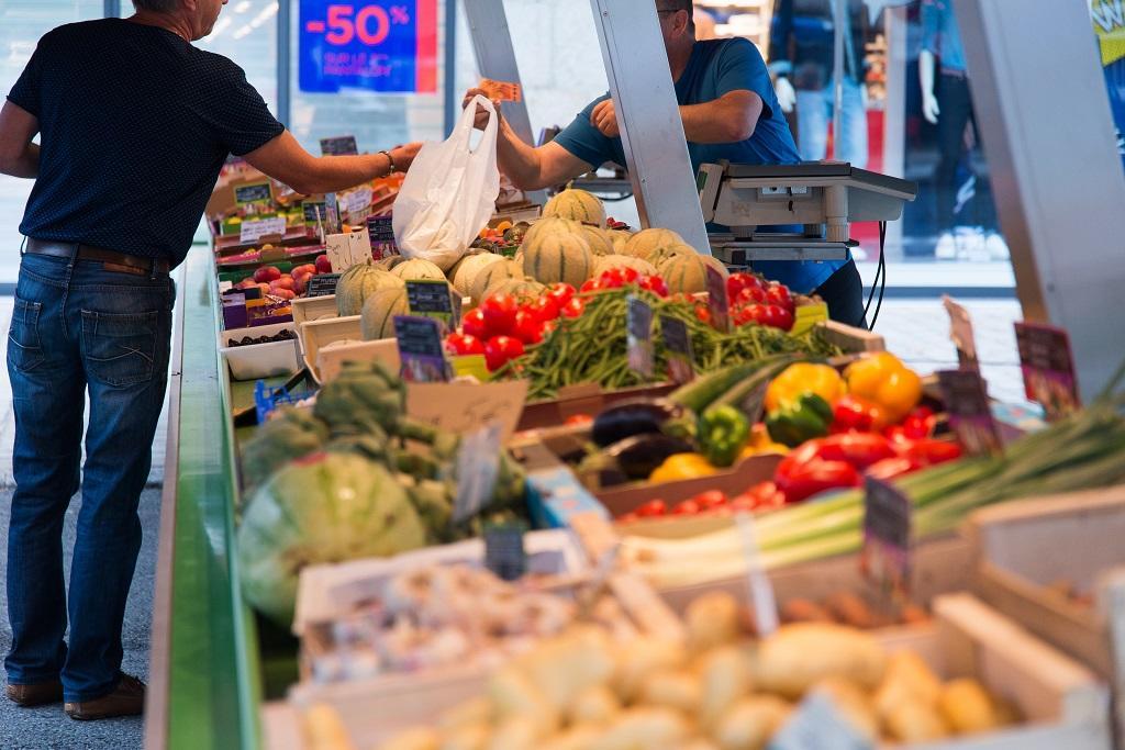 marché de Mayenne