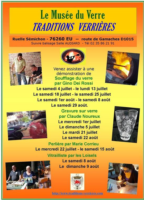 082920 - EU - Musée du verre et des traditions verrières