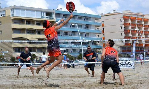 Beach tennis PLF