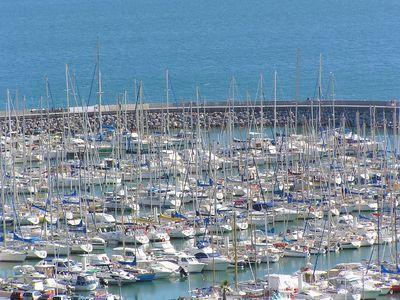 Port en mer©2007 - C.Dumas - OT Palavas-les-Flots