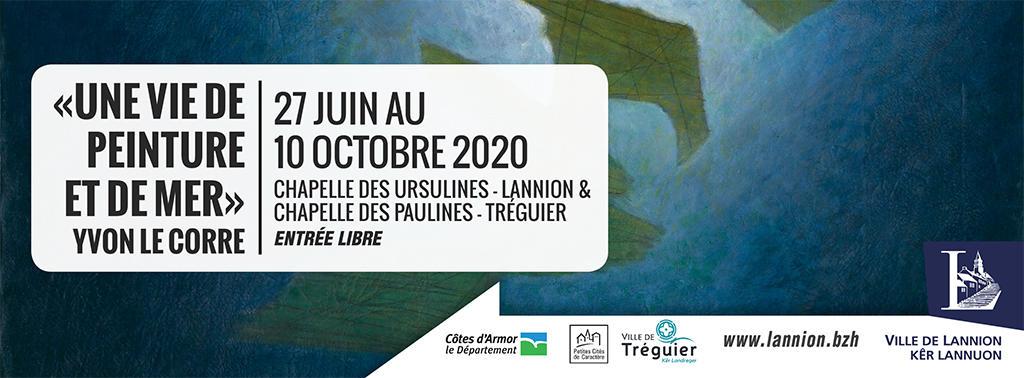 Affiche Yvon Le Corre