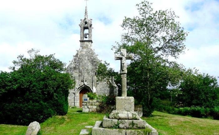 Chapelle Kerivoalan Tonquédec
