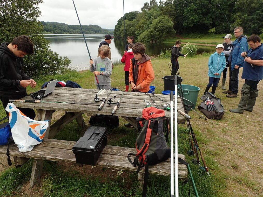 stage de pêche au leurre