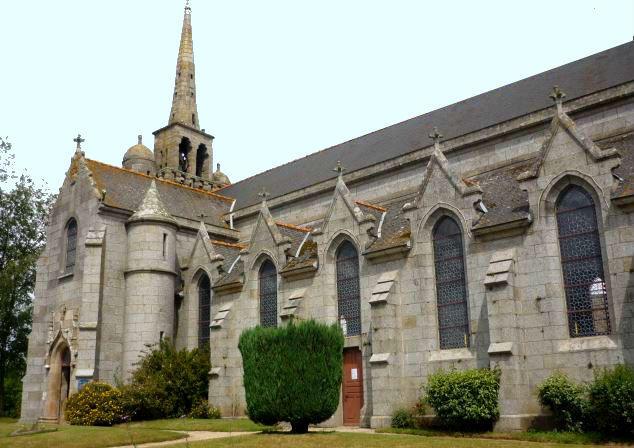 Eglise Notre Dame Caouënnec