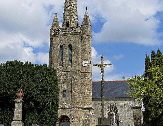 Église_Saint-Chéron_de_Cavan site