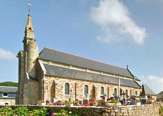 Eglise Saint-Maudez Coatascorn