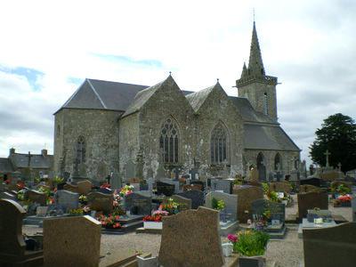 Eglise Saint-Pierre Pluzunet