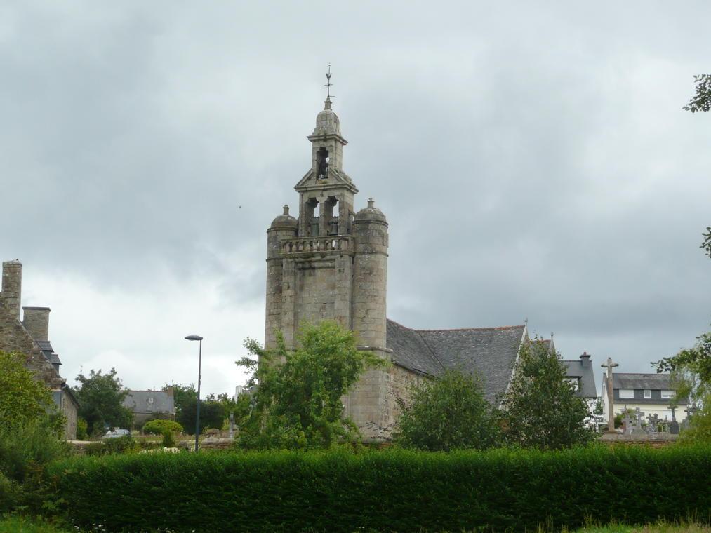 Eglise paroissiale de St Quay-Perros