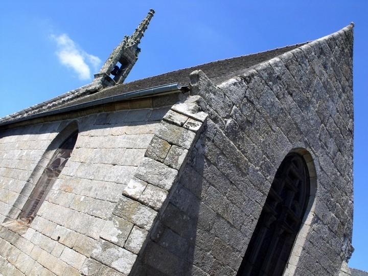 chapelle St Barbe Plouaret G.Leroi