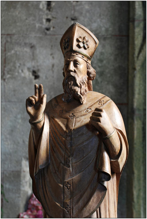 Statue St Tugdual