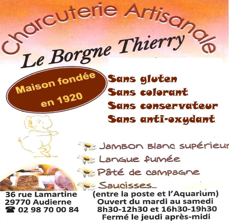 Charcuterie Le Borgne