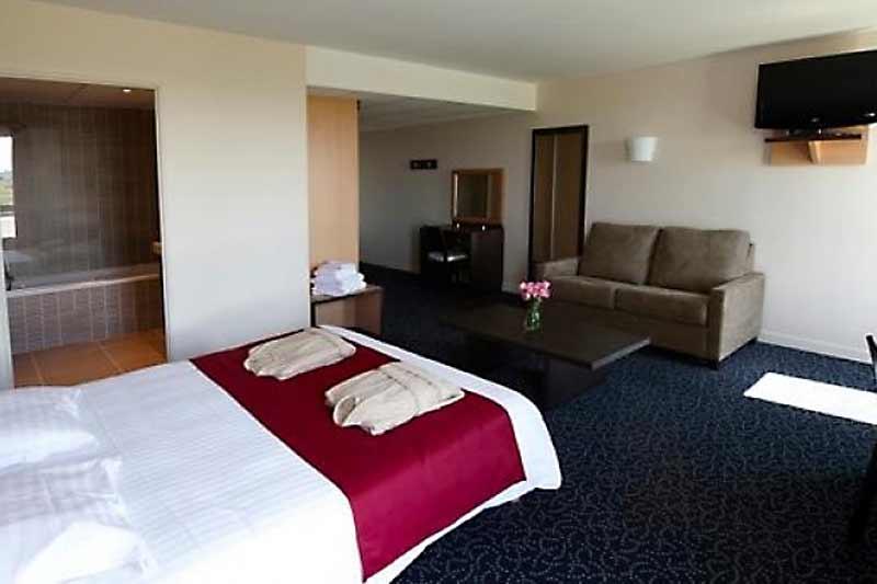 Brit Hotel Cap Ouest