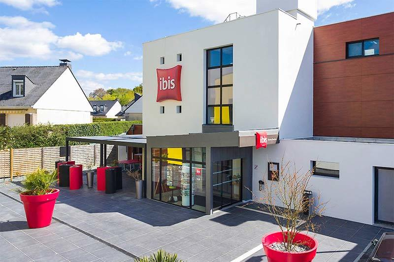 Hôtel Ibis Rennes Beaulieu